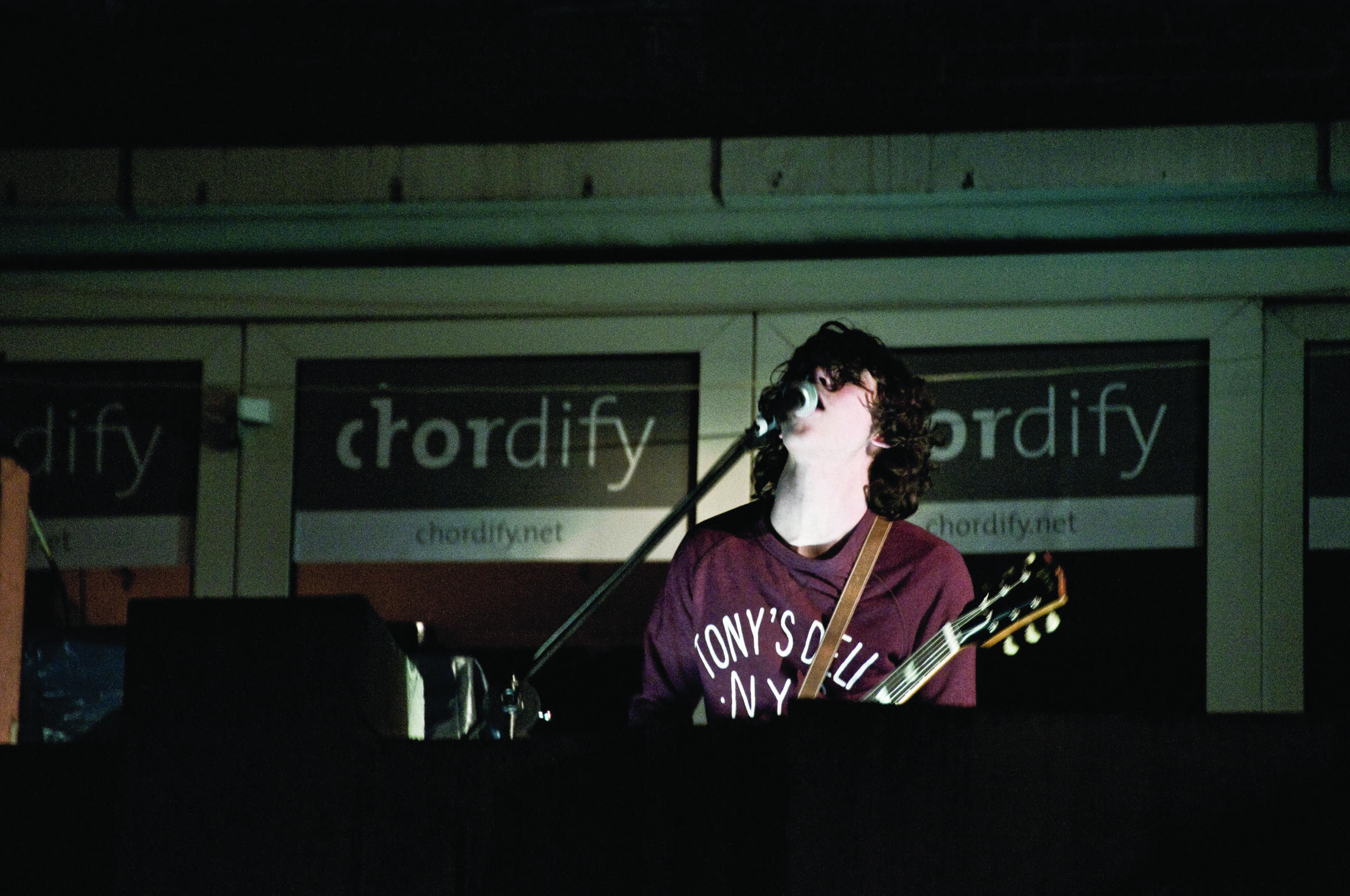 Paceshifters live at the Chordify Launch Lounge