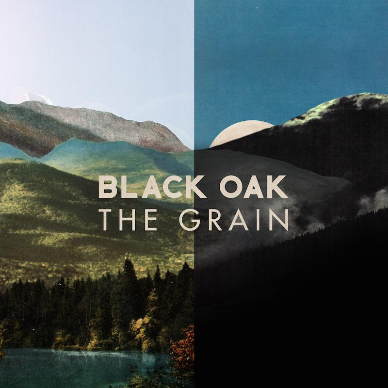 Black Oak - The Grain_single cover 800px