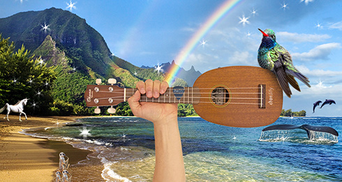 Always Be Yourself Unless You Can Be An Ukulele Player Blog