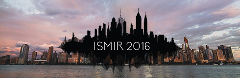 ISMIR New York 2016