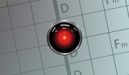 Hal9000 Chordify Deep Learning