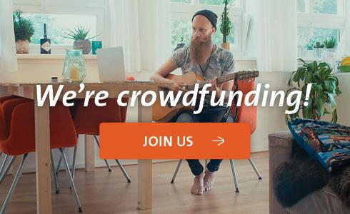 Chordify crowdfunding symbid