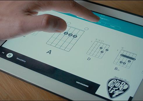 Chordify iOS App
