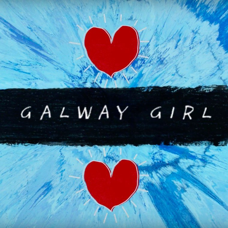 Ed Sheeran Calway Girl Chordify chords