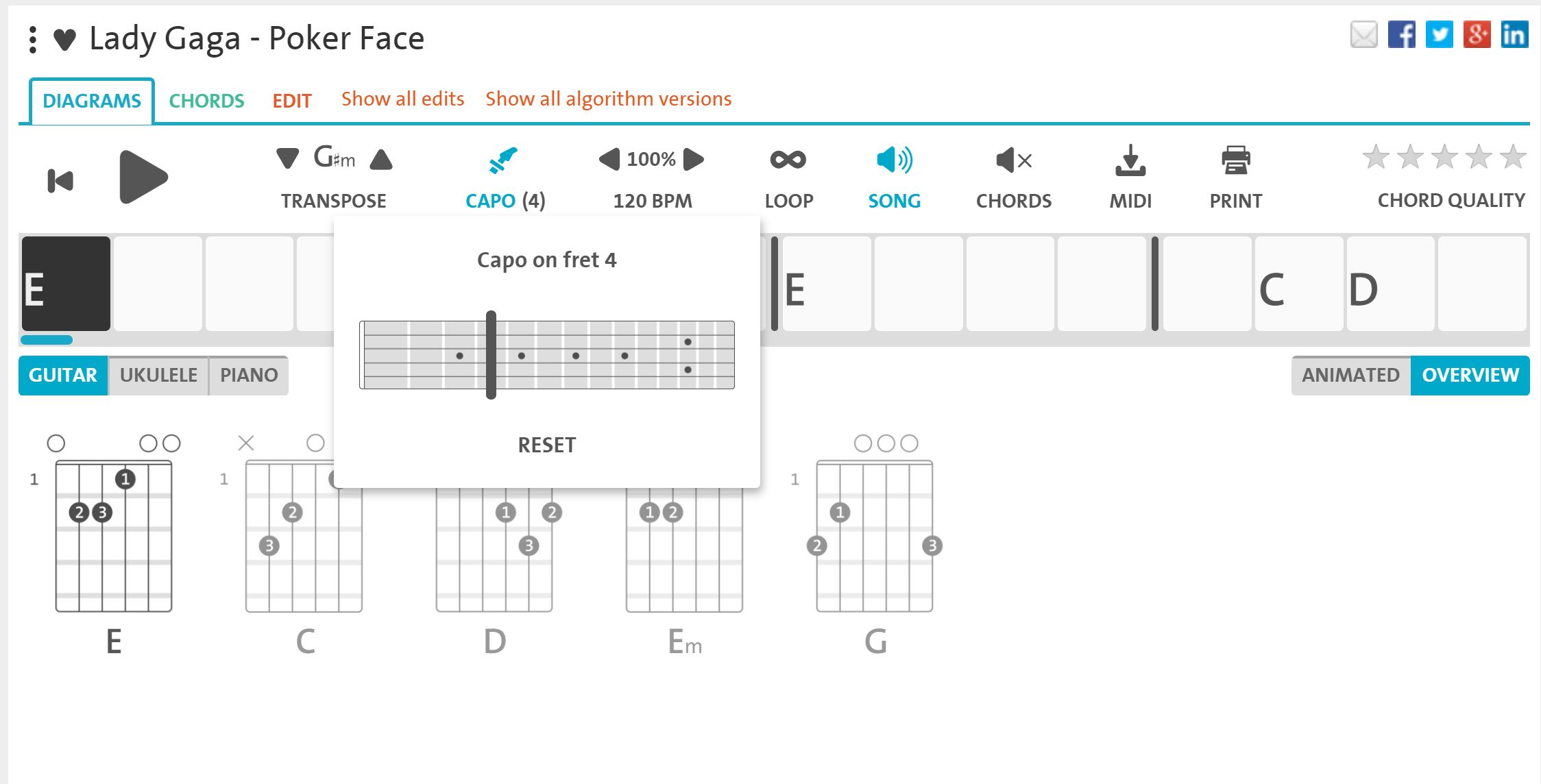 Guitar Archives Page 2 Of 3 Blog Chordify Tune Into Chords