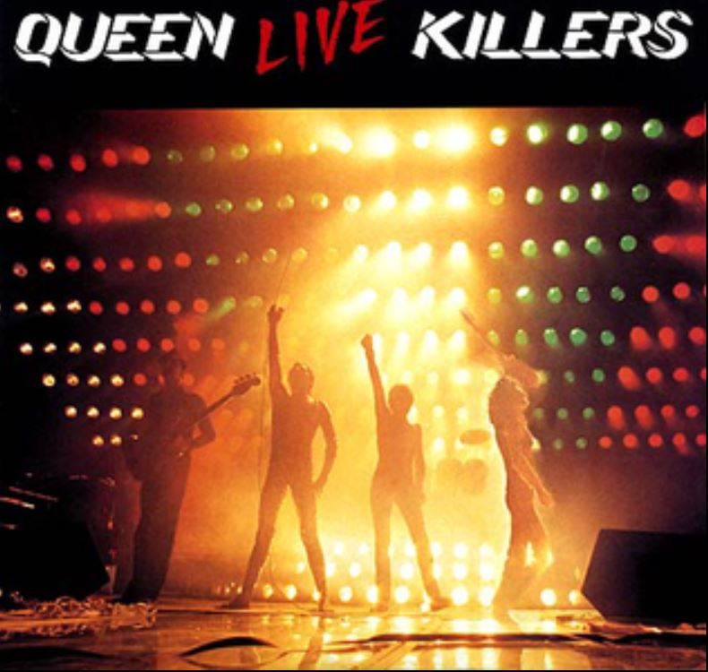 Historic album of the month – Live Killers by Queen