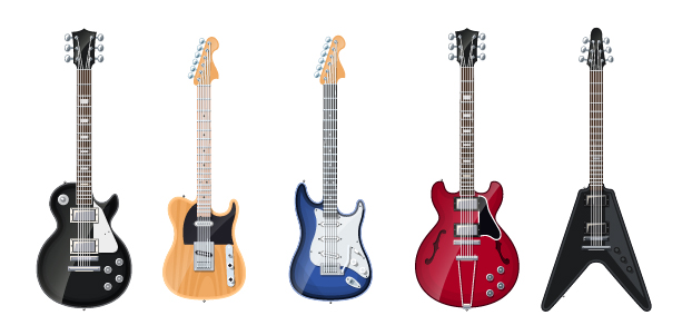 How To Choose An Electric Guitar For Beginners Blog Chordify