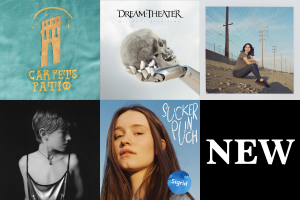 New music by Lana Del Rey, Sigrid, Dream Theater, Finn Andrews (The Veils) and more