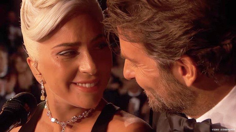 Lady Gaga, Bradley Cooper and Ariana Grande in the Top 5 of February