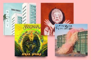 New albums by Pip Blom, Aurora, Santana, and Yeasayer