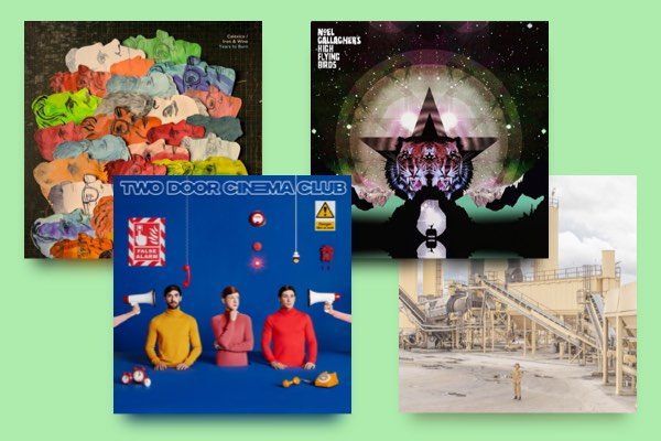 Fresh music from Calexico and Iron & Wine, Two Door Cinema Club, Noel Gallagher and Mattiel