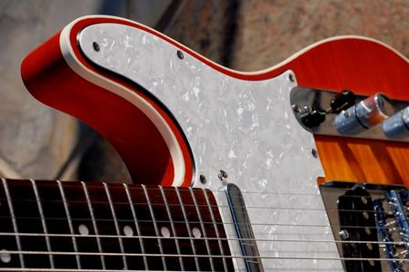 Here's why to consider building your own guitar