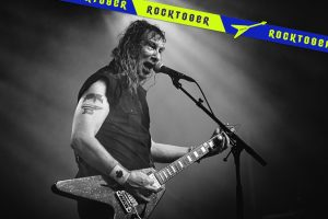 Anvil's front man LIPS on how to play badass rock 'n' roll