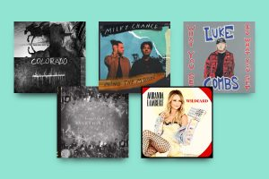 Play along with these new albums in November