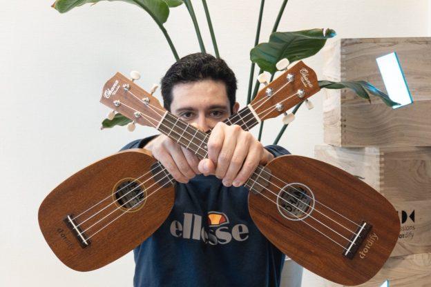 ukulele super mario