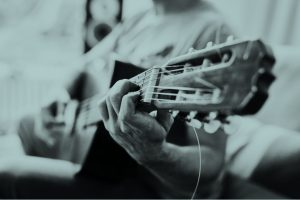 Beginner's guide to guitar chords with Chordify