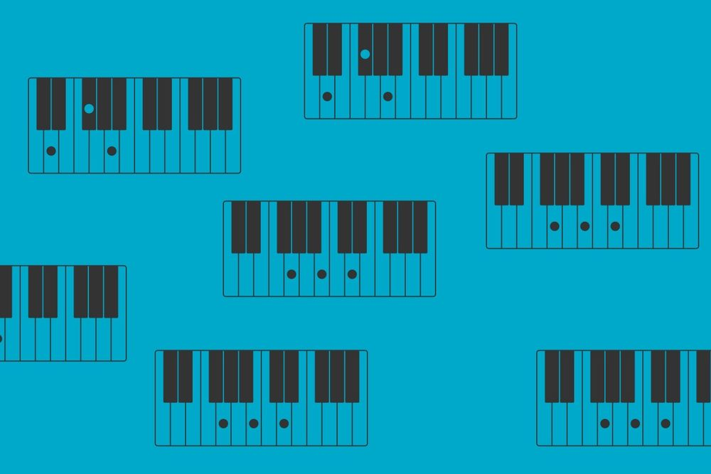 Reading Piano Chord Diagrams  A Simple Explanation