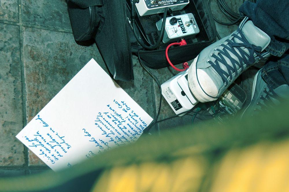 Chordify Setlist
