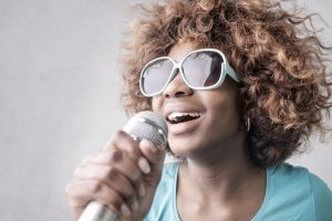 Sing along with the lyrics of some of your favorite songs