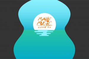 Make Music Day live from home