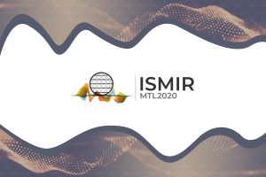 ISMIR 2020 straight to your living room