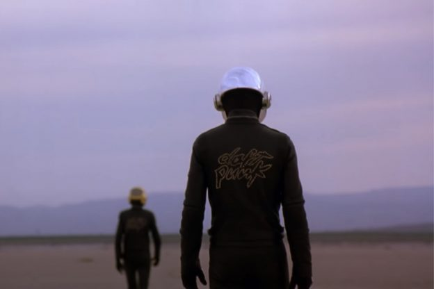 Daft Punk chords