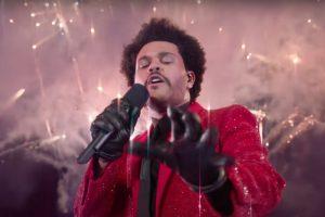 The Weeknd Super Bowl jam setlist