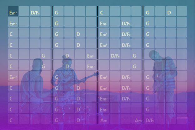 Chordify algorithm