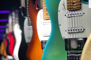 How to choose your first electric guitar