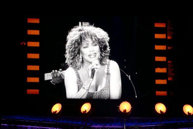 Tina Turner chords